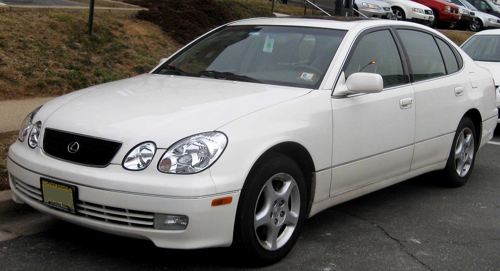 Lexus GS (S160)