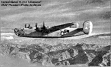 B 24 Of The 98th Bombardment Group