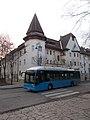 99-es busz (MPW-612), 2018 Wekerletelep.jpg