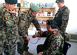 ANA Corps commander inspects troops' living conditions 130509-Z-KE778-002.jpg