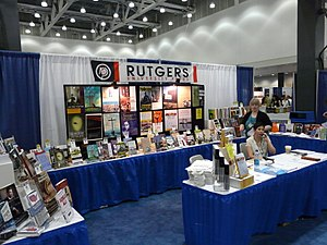 ProQuest - 2008 conference booth
