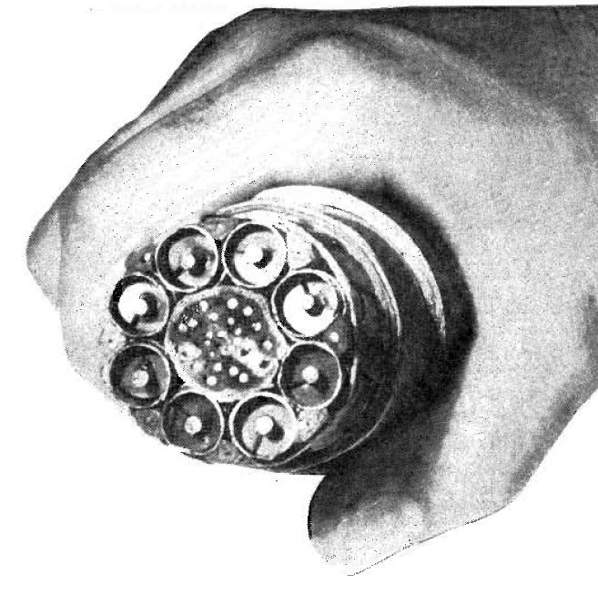 AT&T coaxial trunkline 1949