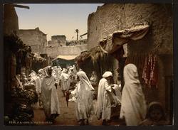 Sidi Okba, 1899