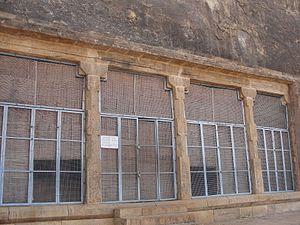 Sittanavasal Cave - Sittanvasal Cave temple or Arivar Kovil