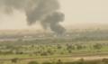 A bomb blast on a UN convoy in Mali.png