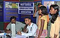 A free medical camp in progress at the Bharat Nirman Public Information Campaign, at Kakdwip block of South 24 Parganas, West Bengal on March 11, 2012.jpg