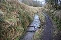 A slate-bedded stream - geograph.org.uk - 1708694.jpg