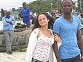 A sweet couple In Gabon.JPG