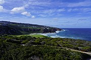 A view from Pinnacle Point, Mossel Bay, South Africa.jpg