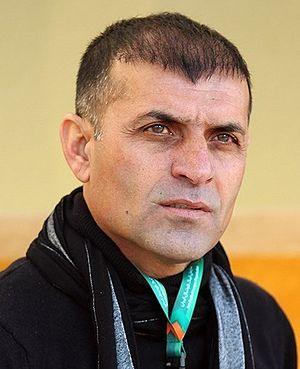 Abdollah Veisi - Veisi in 2016