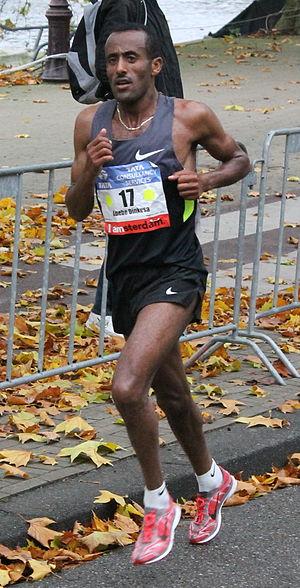 Abebe Dinkesa - Image: Abebe Dinkesa
