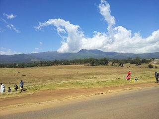 Aberdare Range mountain range