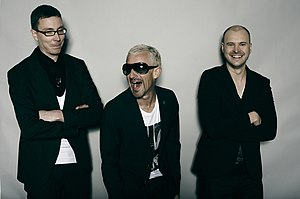 Above & Beyond (band) - Image: Above & Beyond 2011