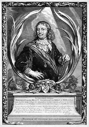 Abraham van der Hulst - Abraham van der Hulst, by Jan de Visscher