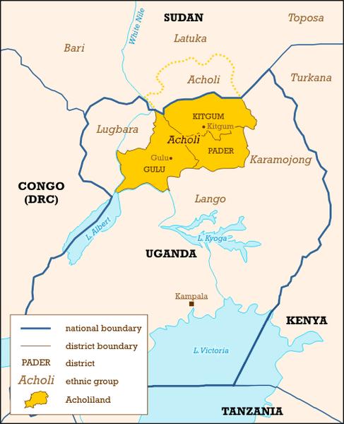 Archivo:Acholiland, Uganda.png