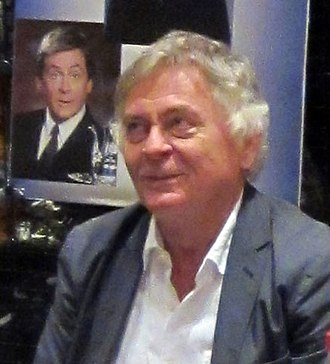 Daniel Davis - Daniel Davis at a Star Trek convention