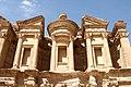 Ad Deir (The Monastery), El Deir, Top, Petra, Jordan.jpg