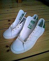 crimen Rodeo dentro de poco  Adidas Stan Smith - Wikipedia