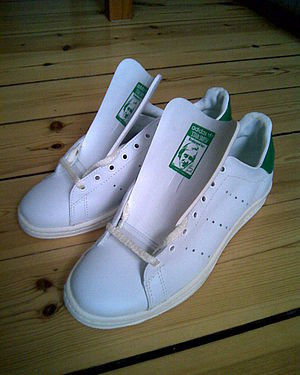 Adidas Stan Smith. From Wikipedia, the free encyclopedia