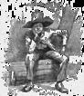 """""""Huckleberry Finn"""", Illustration von Edward Windsor Kemble zur Ausgabe von 1885"""