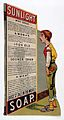 Advert for 'Sunlight' laundry soap Wellcome L0030374.jpg