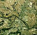 Aerial photo of Izumi-chūō 01, 1975.jpg