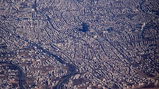 Aerial photograph of Amman (3)