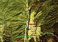 Aerial photograph of the Itoshiro district.The written version of the name of a place.jpg