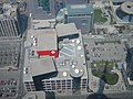 Aerial view of Canadian Broadcasting Centre in Toronto - 2004.jpg