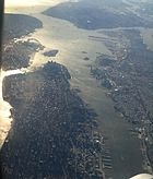 AerialshotManhattanNYC
