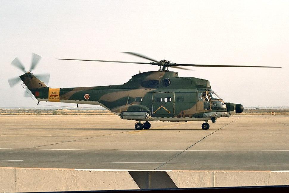 Aerospatiale SA-330S1 Puma, Portugal - Air Force AN0552142