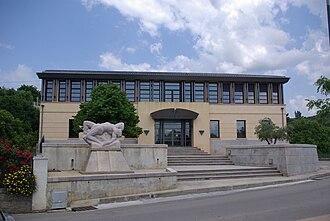 Afa, Corse-du-Sud - Afa Town hall