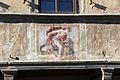 Affreschi della facciata di palazzo dell'antella, 1619, registro inferiore 14 giovane con leone di filippo napoletano.JPG