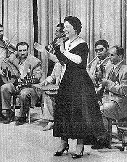Affifa Iskandar Iraqi singer