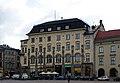 Agricultural Society building, 1909 by arch. Sławomir Odrzywolski, 8 Szczepanski square, Old Town, Krakow, Poland.jpg