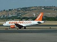 G-EZBI - A319 - EasyJet