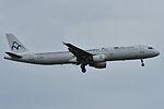 Airbus A321-200 Air Méditerranée (BIE) F-GYAJ - MSN 2707 - Now in Ural Airlines fleet as VP-BVP (10297412735).jpg