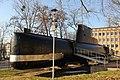 """Akademia Marynarki Wojennej, Okręt podwodny typu 207 """"Jastrząb-Kobben"""".jpg"""