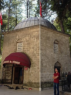 Akshamsaddin's Tomb at Goynuk.jpg