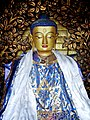 Akshobhya Buddha ( अक्षोभ्य तथागत बुद्ध ).JPG