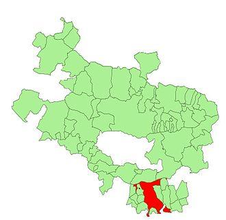 Laguardia, Álava - Image: Alava municipalities Laguardia