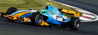 Alberto Valerio Brazilian racing driver (born 1985)