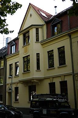 Albertstraße in Mülheim an der Ruhr