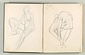 Album of Forty-five Figure Studies MET DP102547.jpg