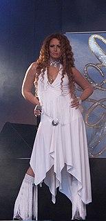 Annika Kjærgaard Swedish singer
