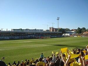 Estadio Municipal de Santo Domingo