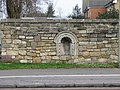 Alcove in the wall - geograph.org.uk - 1103479.jpg