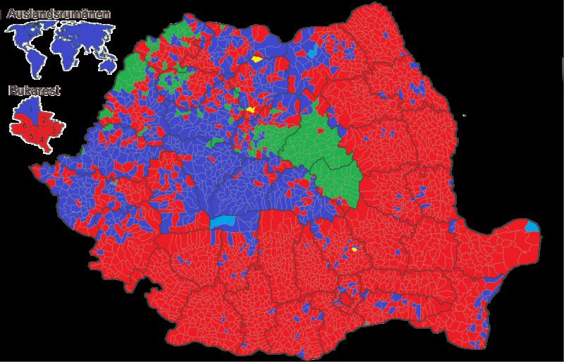 Tur de  Datei:Alegeri Prezidențiale În Romania 2014, Primul Tur de.png ...
