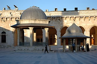 Great Mosque of Aleppo - Great mosque.