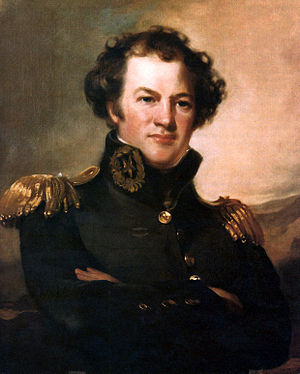 Alexander Macomb (general) - General Macomb's official portrait, by Thomas Sully, 1829, in the West Point Museum Art Collection, U.S. Military Academy